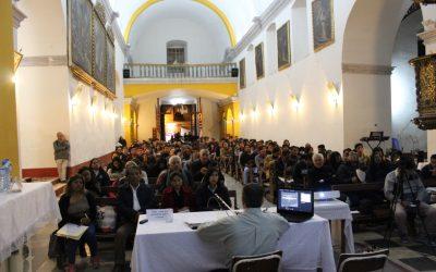 Ayacucho: Conferencia del Dr. Carlos Page