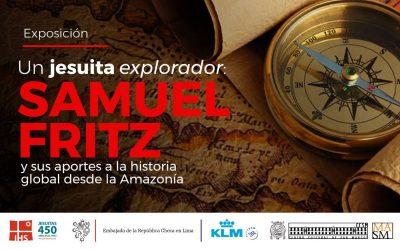 """Exposición """"Un jesuita explorador: Samuel Fritz"""" en el Centro Cultural de San Marcos"""