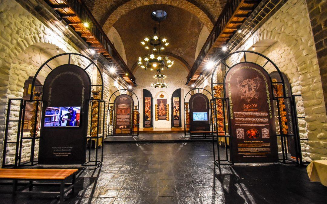 Cusco: Se inauguró muestra museográfica sobre historia jesuita
