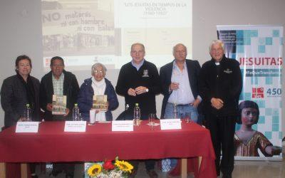 """Libro """"Los jesuitas en tiempos de la violencia (1980-1992)"""" se presentó en Ayacucho"""