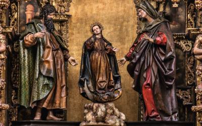 """EL BCP presentó su libro homenaje a los 450 años de presencia jesuita en el Perú: """"San Pedro de Lima: la iglesia del antiguo colegio San Pablo"""""""